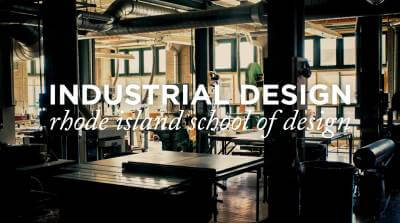 RISD was one of the first schools to offer a Bachelor of Fine Art B.F.A. Industrial Design.