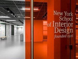 Design schools hub all things design schools for Interior design colleges in new york