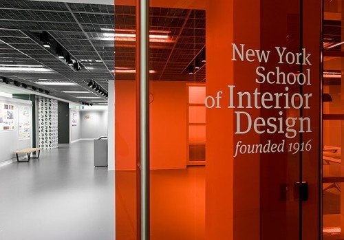The best interior design schools in the usa 2015 for New york interior designer