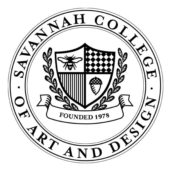 Savannah College Of Art And Design DesignSchoolsHubSCAD Seal SCAD Is The First American Interior Schools In Our Global Ranking