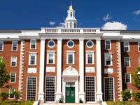 Landscape design school of Harvard University