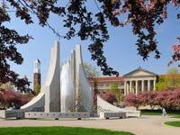 Landscape design school of Purdue University