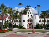 San Diego State University, CA