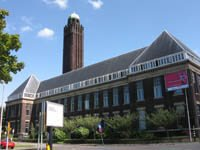 Faculty of Architecture and the Built Environment, Technical University Delft